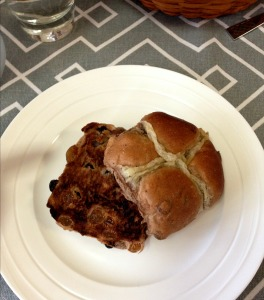 hot cross bun 1