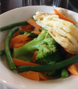 veggies at vic