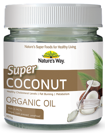 superfood coconut